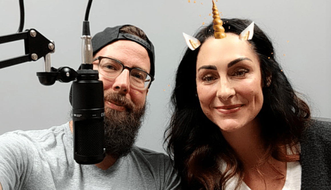 business can be better podcast hosts lane and kelli-rae